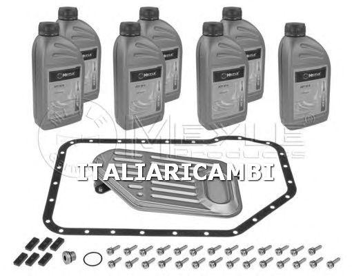 1 KIT FILTRO + OLIO CAMBIO AUTOMATICO MEYLE PORSCHE , SKODA , VW , AUDI