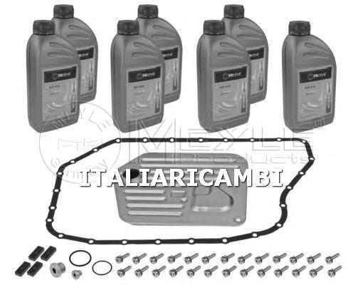 1 KIT FILTRO + OLIO CAMBIO AUTOMATICO MEYLE AUDI
