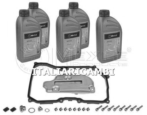 1 KIT FILTRO + OLIO CAMBIO AUTOMATICO MEYLE SEAT , SKODA , VW , AUDI
