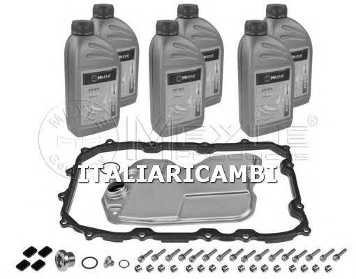 1 KIT FILTRO + OLIO CAMBIO AUTOMATICO MEYLE PORSCHE , VW , AUDI