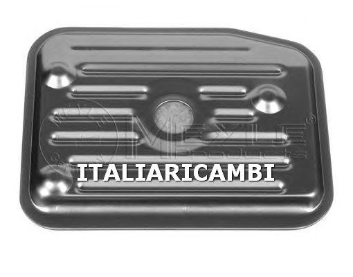 1 FILTRO IDRAULICO CAMBIO AUTOMATICO  MEYLE VW, SKODA, SEAT, AUDI