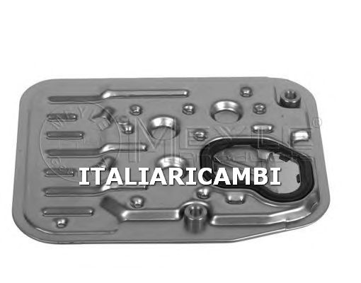 1 FILTRO IDRAULICO CAMBIO AUTOMATICO  MEYLE VW, SEAT, AUDI