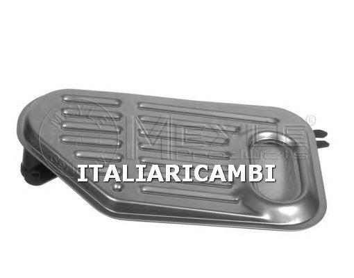 1 FILTRO IDRAULICO CAMBIO AUTOMATICO  MEYLE VW, SKODA, BMW, AUDI