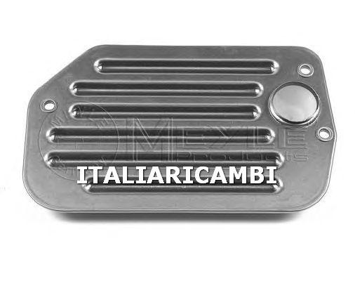 1 FILTRO IDRAULICO CAMBIO AUTOMATICO  MEYLE AUDI
