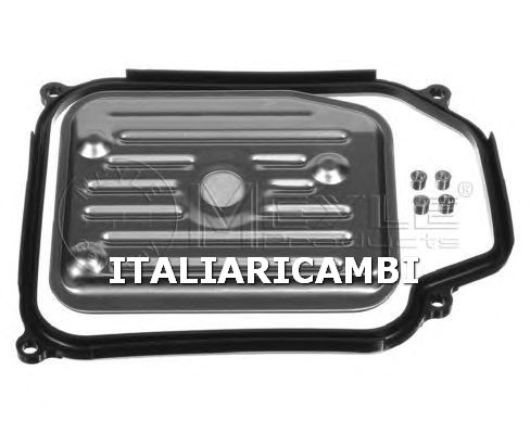 1 KIT FILTRO IDRAULICO CAMBIO AUTOMATICO  MEYLE VW, SKODA, SEAT, ISUZU, AUDI