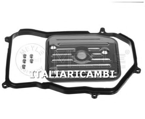 1 KIT FILTRO IDRAULICO CAMBIO AUTOMATICO  MEYLE VW, AUDI