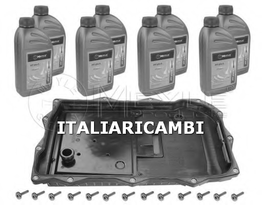 1 KIT FILTRO + OLIO CAMBIO AUTOMATICO MEYLE BMW