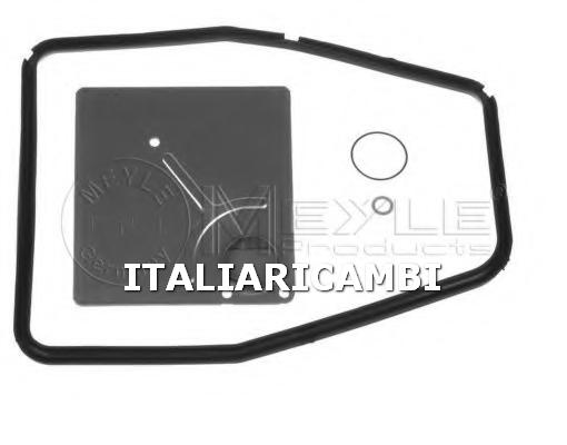1 KIT FILTRO IDRAULICO CAMBIO AUTOMATICO  MEYLE BMW