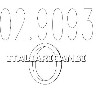1 GOMMINO MTS ALFA ROMEO, CITROEN, FIAT, PEUGEOT, VW