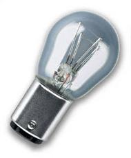 1 LAMPADINA LUCE STOP LUCE POSTERIORE  OSRAM