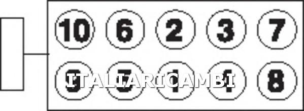 Elring 111.630 Kit Bulloni Testata