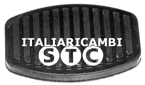 1 RIVESTIMENTO PEDALE FRIZIONE STC FIAT, LANCIA