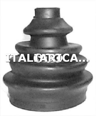 1 CUFFIA SEMIASSE  LATO RUOTA STC FIAT