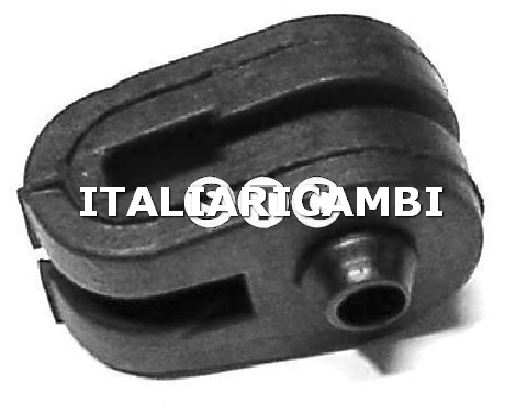 1 TAMPONE PARACOLPO SILENZIATORE  STC RENAULT
