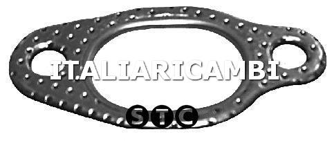 1 GUARNIZIONE COLLETTORE GAS SCARICO  STC