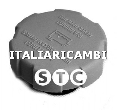 1 TAPPO SERBATOIO REFRIGERANTE  STC FIAT, VAUXHALL, SAAB, OPEL