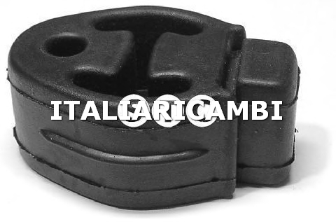 1 TAMPONE PARACOLPO SILENZIATORE  STC FORD