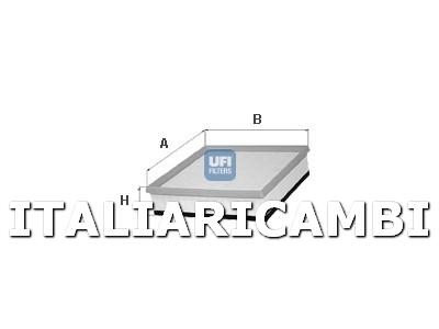 UFI Filters 30.607.00 Filtro Aria