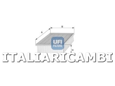 1 FILTRO ARIA UFI FIAT