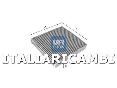 Filtro abitacolo UFI 54.119.00 FORD JAGUAR