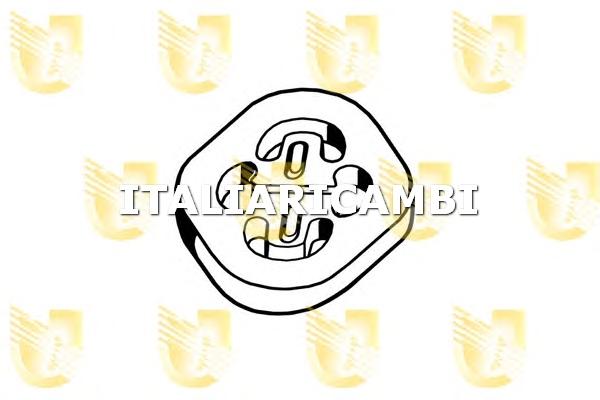 1 SUPPORTO MARMITTA ANTERIORE UNIGOM AUDI , SKODA , VW
