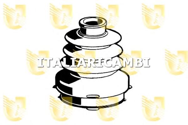 1 CUFFIA SEMIASSE  UNIGOM FIAT, LANCIA