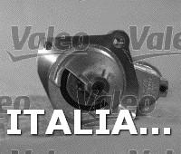 1 MOTORINO D'AVVIAMENTO  VALEO FIAT, ALFA ROMEO, SEAT, LANCIA, INNOCENTI