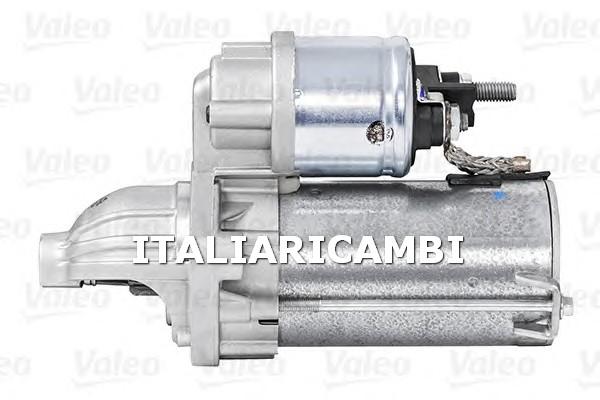 1 MOTORINO D'AVVIAMENTO  VALEO FIAT, ALFA ROMEO, VAUXHALL, LANCIA