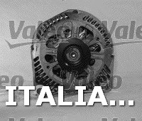 1 ALTERNATORE  VALEO VAUXHALL, OPEL, BMW