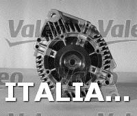 1 ALTERNATORE  VALEO IVECO, RENAULT