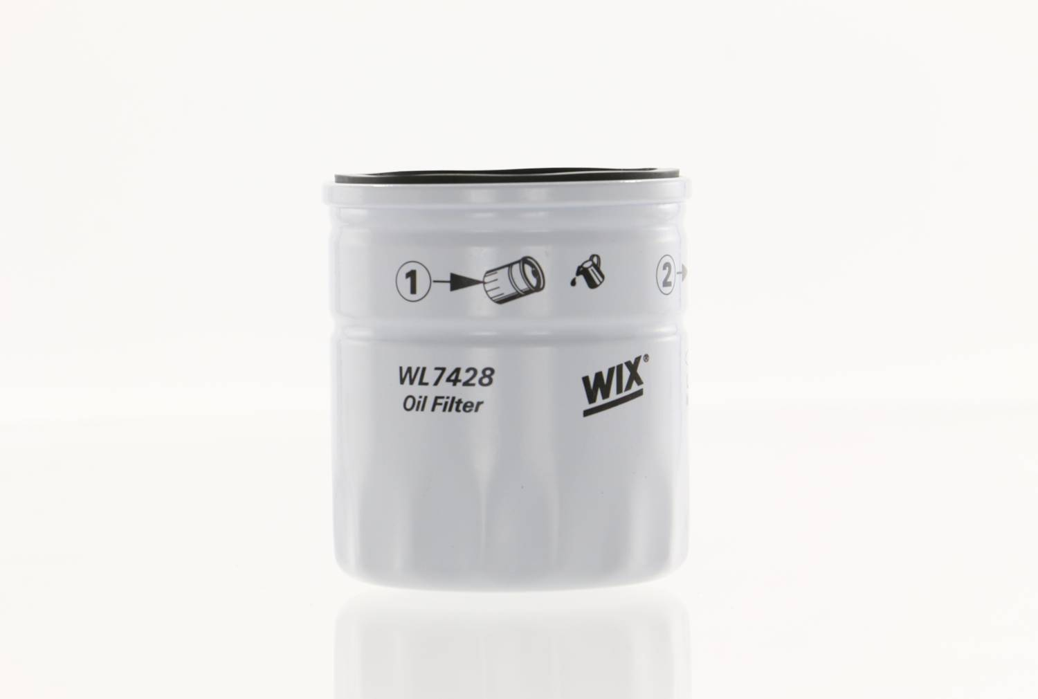 1 FILTRO OLIO  WIX FILTERS OPEL